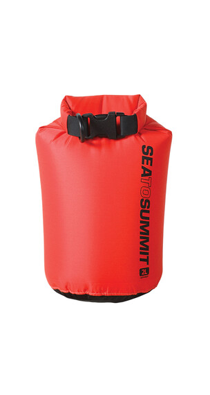 Sea to Summit Lightweight Bagage ordening 2 L rood